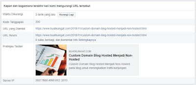 Cara Mengatasi Gambar Artikel Tidak Muncul Saat Di Share Facebook