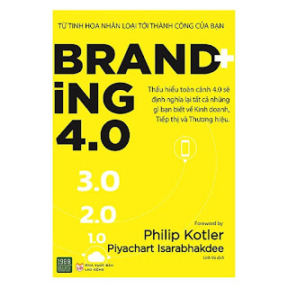 Sách Branding 4.0 - Sách hay về Marketing
