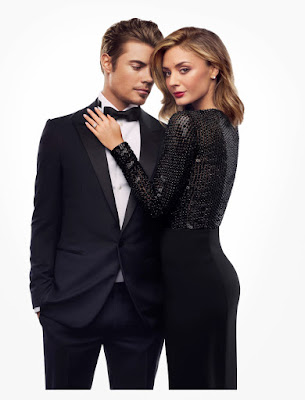 The Arrangement Season 1 Josh Henderson and Christine Evangelista Image 3 (6)