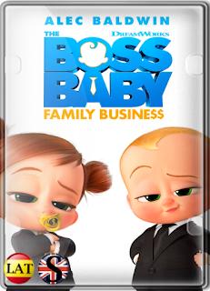 Un Jefe en Pañales 2: Negocios de Familia (2021) FULL HD 1080P LATINO/INGLES