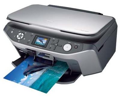 Epson Stylus Photo RX640 Printer Driver Download