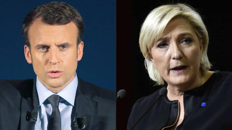 Présidentielle : Macron et Le Pen au coude à coude, Bertrand meilleur candidat de la droite ?