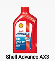 Gambar minyak pelincir enjin untuk motosikal shell
