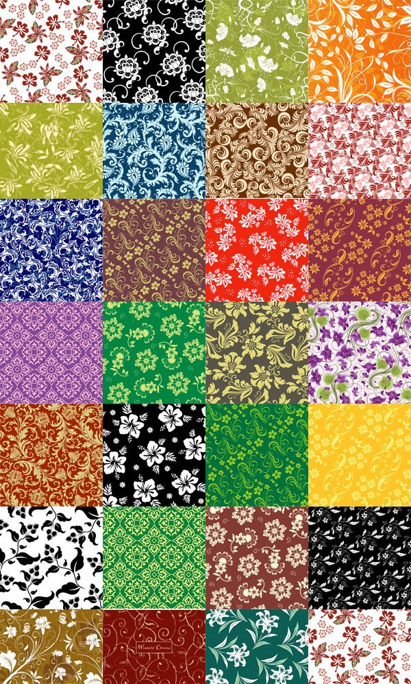 floral pattern-Knitting Gallery