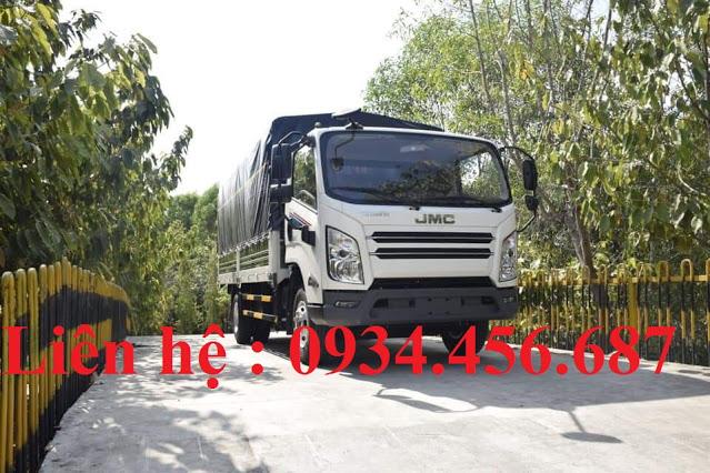Xe tải 7 tấn IZ650 Đô Thành