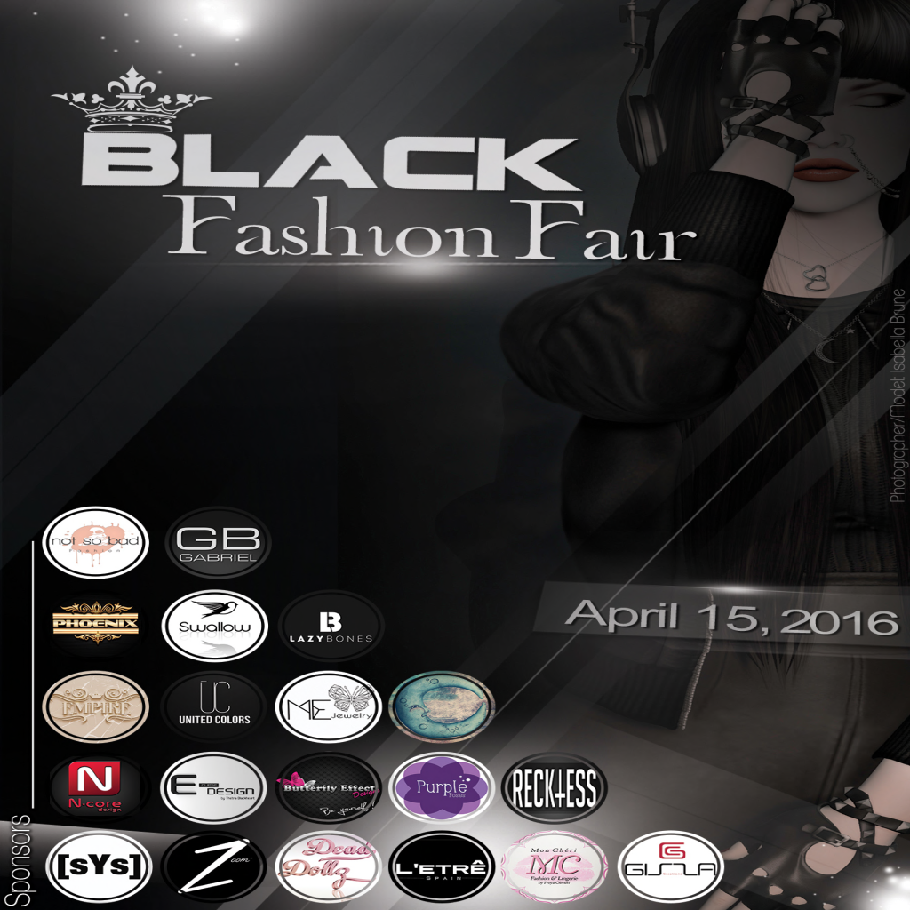 Past Event - Blogger - Black Fashion Fair