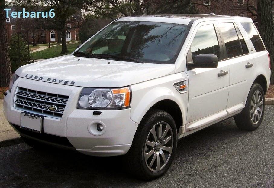 Daftar Harga Mobil Land Rover Terbaru