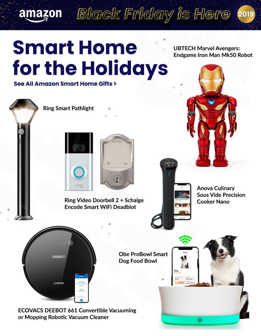 Amazon Black Friday 2019 Ad Page 3