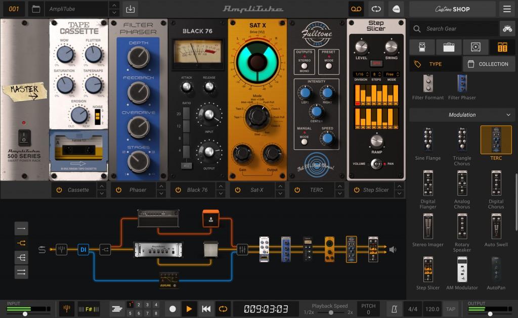 Amplitube 5 by IK Multimedia Torrent Download
