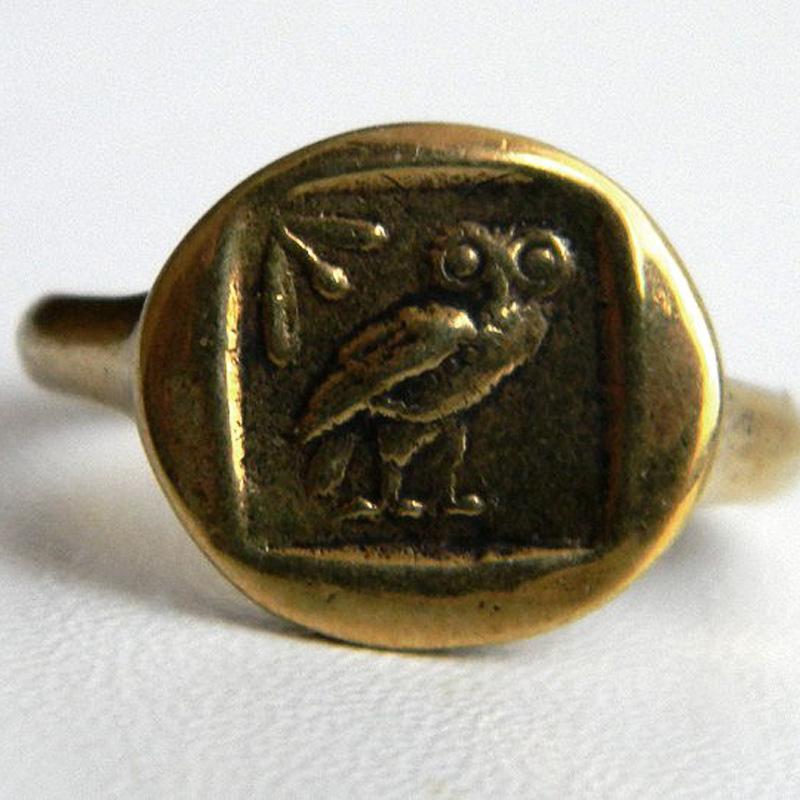 купить кольца из бронзы латуни серебра симферополь сова