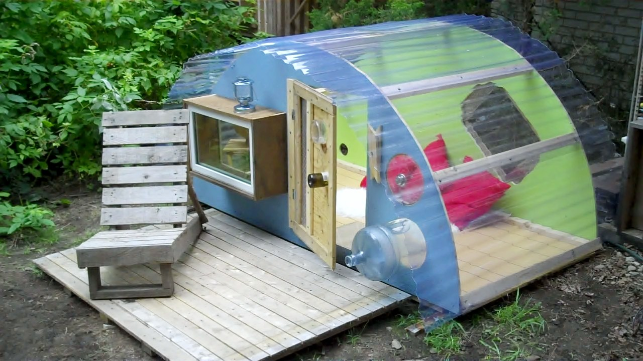Tiny Home Designs: Relaxshacks.com: More Photos Of Our Workshop Micro-shelter