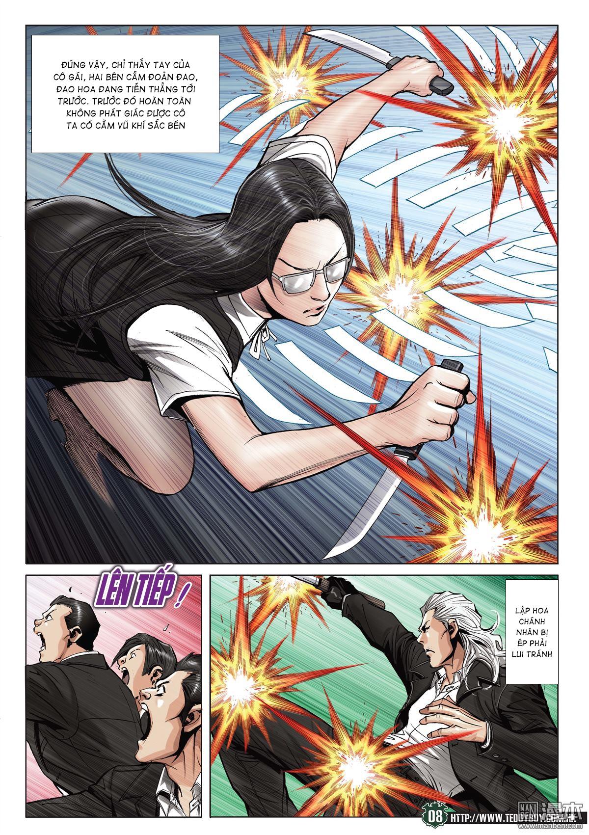 Người Trong Giang Hồ RAW chap 2070 - Trang 7