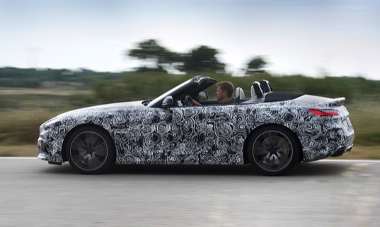 2020 BMW Z4 M40i Prototype Driven Review