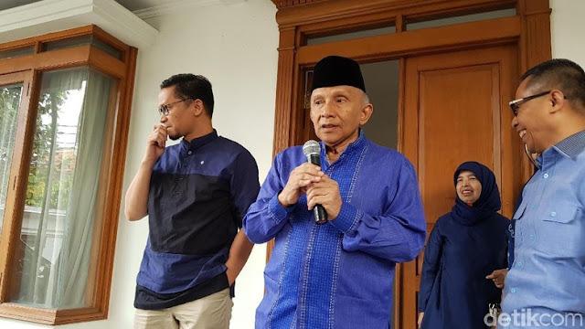 Kader Muhammadiyah Ancam Tendang Kader PAN Gak Nurut Amien Rais