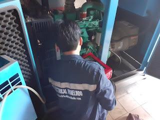 Service genset Kawasan industri Cikande