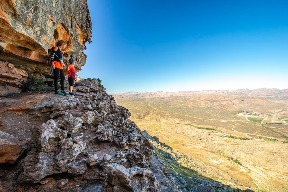 Mount Ceder, Cederberg, Cederberg Wilderness Area, Rock Art, Sand stone Rock Formations, Stars, Star Trails, Wolfberg Cracks, #Secretcederberg (The down route on the Wolfberg Cracks hiking trail)