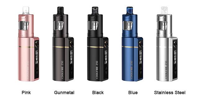 Innokin Coolfire Z50 Kit Preview