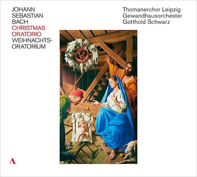 Bach: Christmas Oratorio - Thomanerchor Leipzig - Accentus