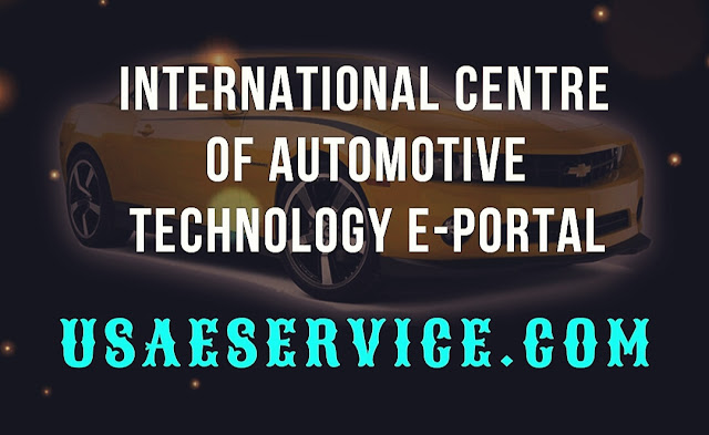 International Centre Of Automotive Technology