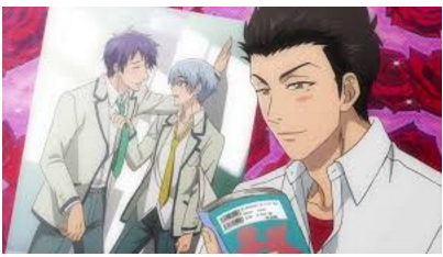 Download Anime Fudanshi Koukou Seikatsu Episode 1 [Subtitle Indonesia]