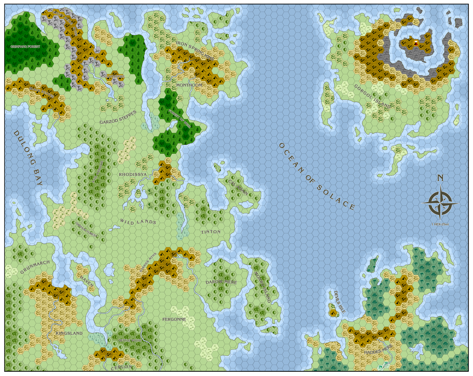 Hexographer World Map.Dragonsfoot View Topic Anyone Have Experience With Gimp Or