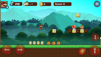 Super Jungle World - Super Jungle Adventure MOD APK