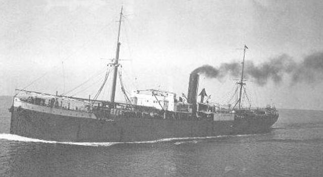 SS Kassandra Louloudis, lost on 18 March 1942 worldwartwo.filminspector.com