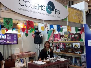 Em Brasília, Secretária de Saúde de Picuí participa de Congresso Nacional