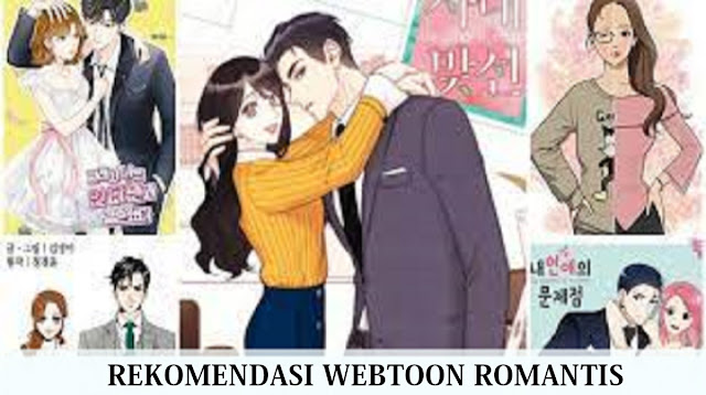 Rekomendasi Webtoon Romantis