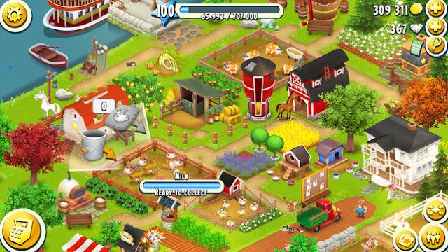 صورة من داخل لعبة هاي داي
