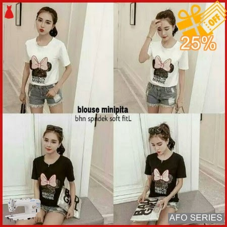 AFO530 Model Fashion Minipita Modis Murah BMGShop