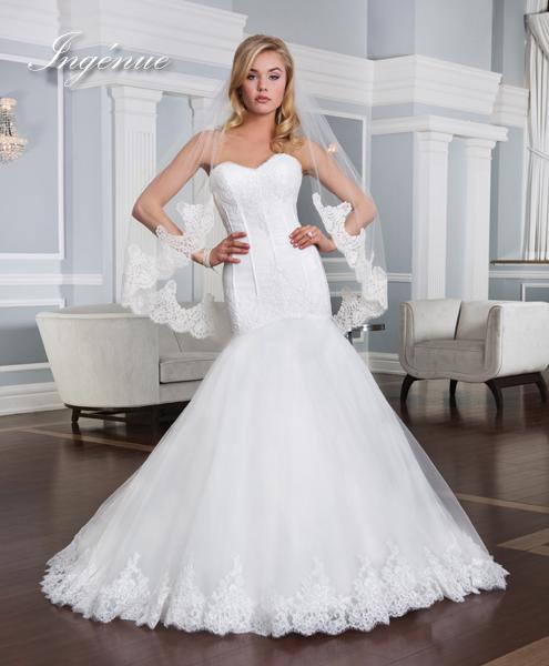 Vestidos de novia sencillos y bellos