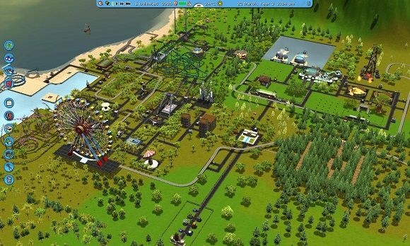 Roller Coaster Tycoon 3 Pc Serial Connector