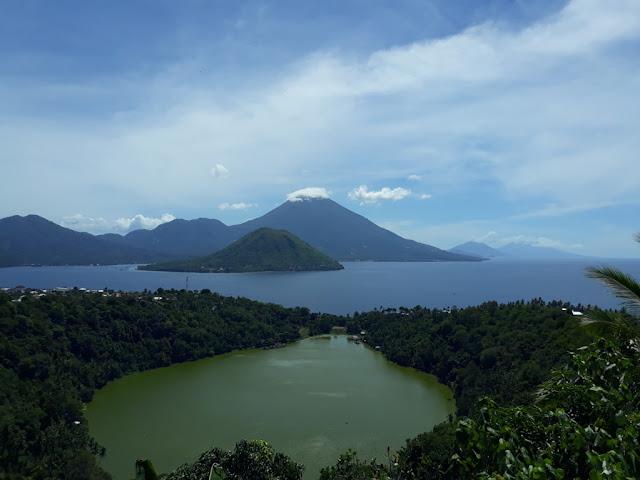 Danau Ngade Ternate