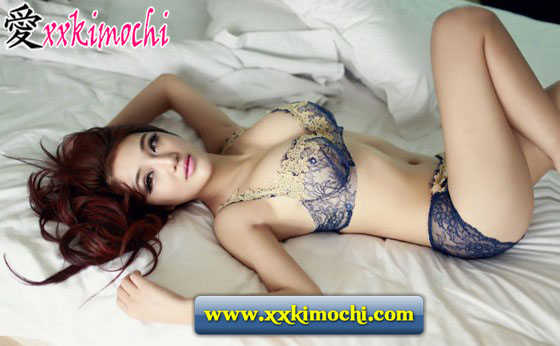 Foto Model Seksi dan Hot Asal China Gui Jing Jing 08