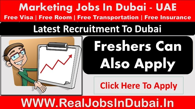 Marketing Jobs In Dubai, Abu Dhabi & Sharjah - UAE