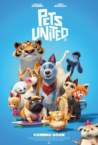 Pets Unite (Web-DL 720p Español Latino) (2020)