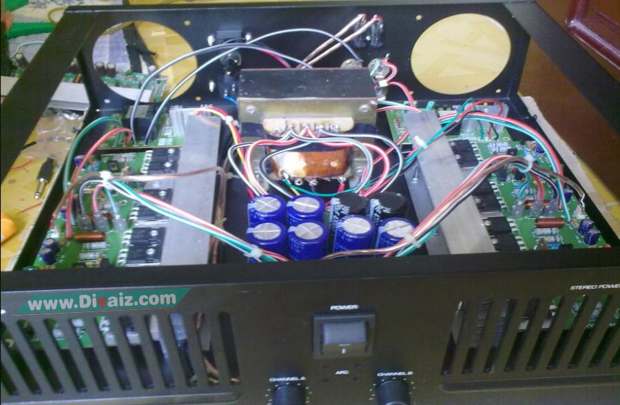 Cara Memperbaiki Amplifier Rusak Dengung dan Tidak Ada Suara