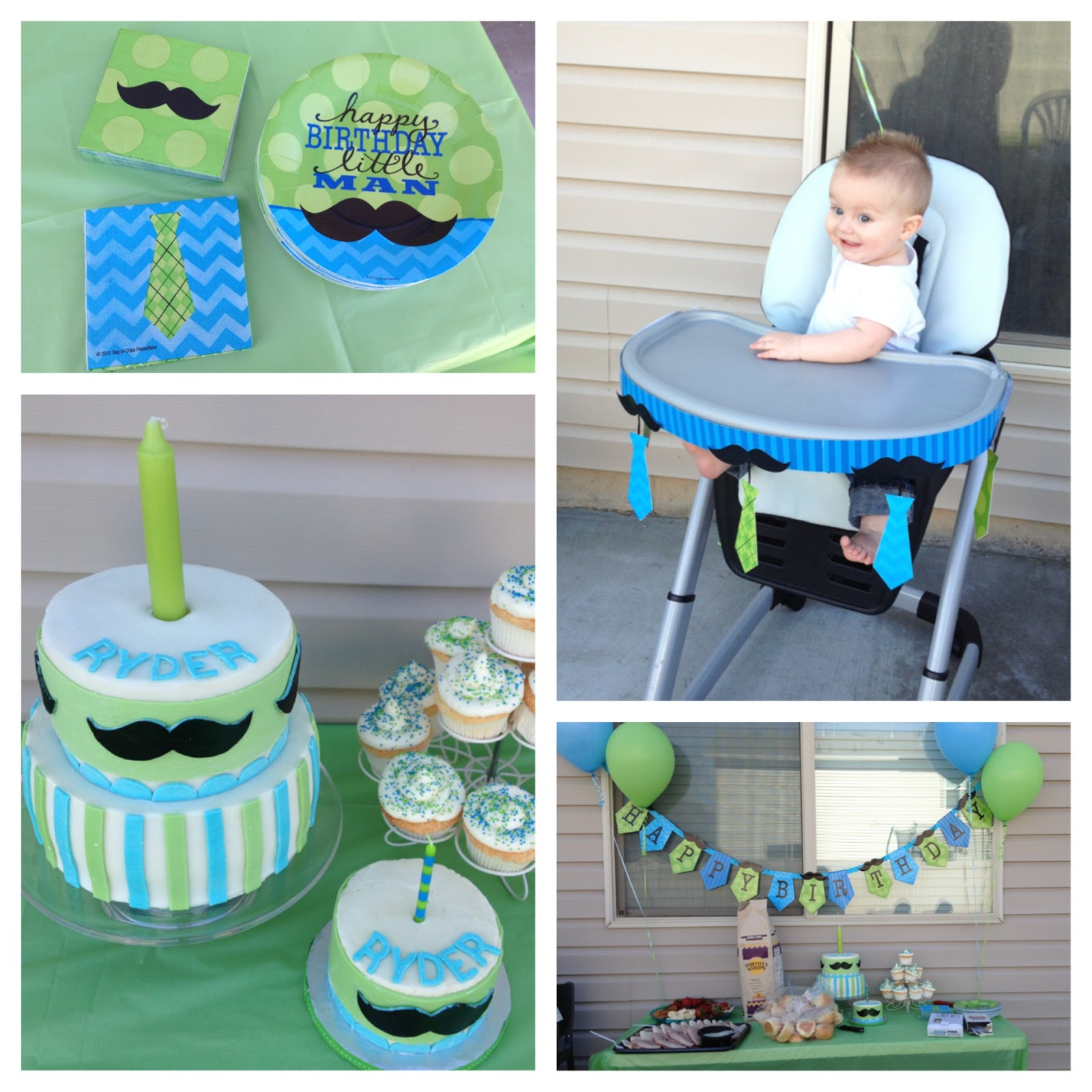 High Chair Decorations 1st Birthday Boy Co Lounge Loods 5 Mama And Mister Mustache Bash