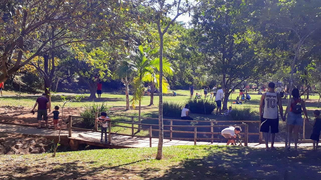 Passeio em Família - Parques de Natureza em Belo Horizonte