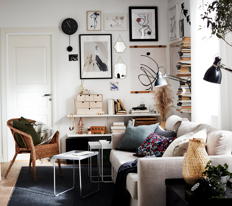 21 Decor Tips Sneak Peek From The 2021 Ikea Catalogue Poppytalk