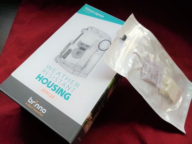 Brinno ATH120 防水盒(TLC200 Pro專用)獨家贈送防霧乾燥包