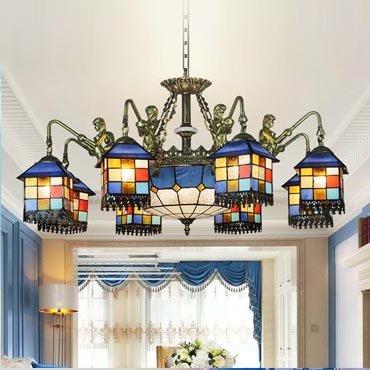 Địa điểm mua đèn chùm trang trí tại hà nội giá rẻ, chất lượng