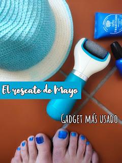 El rescate de mayo: MI gadget de belleza favorito