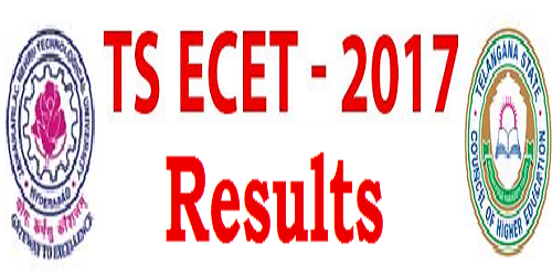 TS ECET 2017 Results