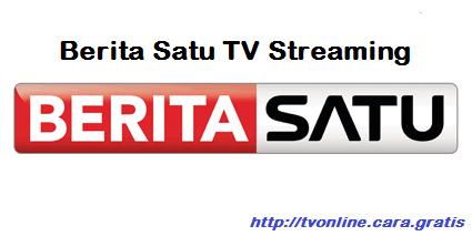 Nonton Gratis Berita Satu TV Streaming Online Tanpa Buffering