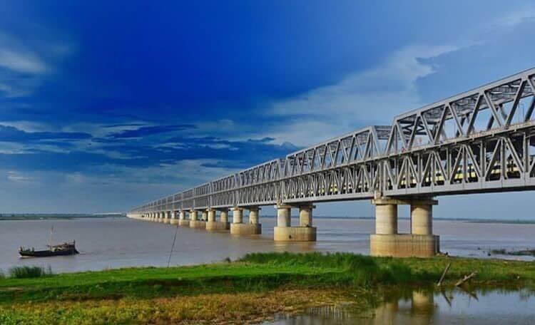 Digha Sonpur Bridge