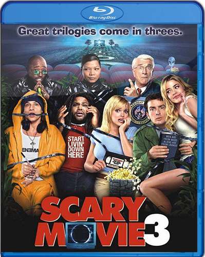 Scary Movie 3 [2003] [BD25] [Subtitulado]