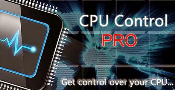 CPU Control Pro