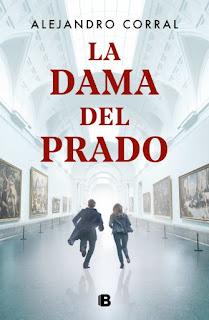 Entrevista con el escritor Alejandro Corral. La dama del Prado.